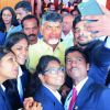 Chandrababu Naidu sets stone for AMTZ, assures help to investors