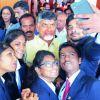 Chandrababu Naidu sets stone for AMTZ, assures help to investors