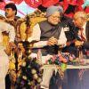 Siddaramaiah, master of a dozen surplus budgets: Dr Manmohan Singh