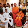 She floors Rahul, not CM... on religion tag! Rahul quizzed on Lingayat tag