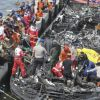 Indonesian police arrest ferry captain after deadly fire