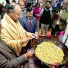 Arun Jaitley begins Budget process with halwa