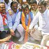 BJP MP Pratap Simha slams KPCC President