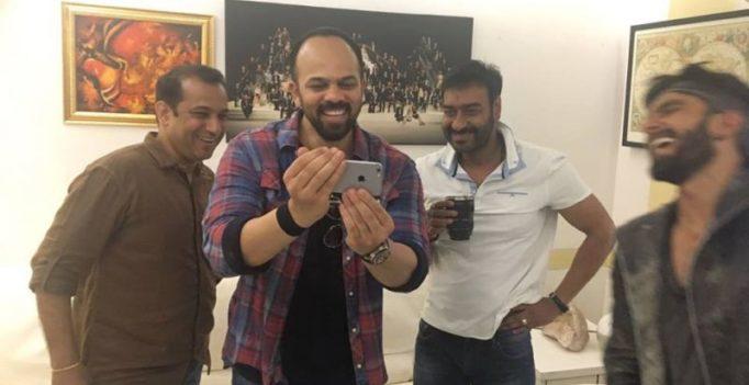 Ajay Devgn has a hand in the making of Ranveer Ching