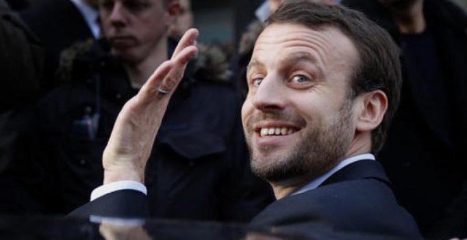 French economy chief Macron, eyeing presidential bid, quits