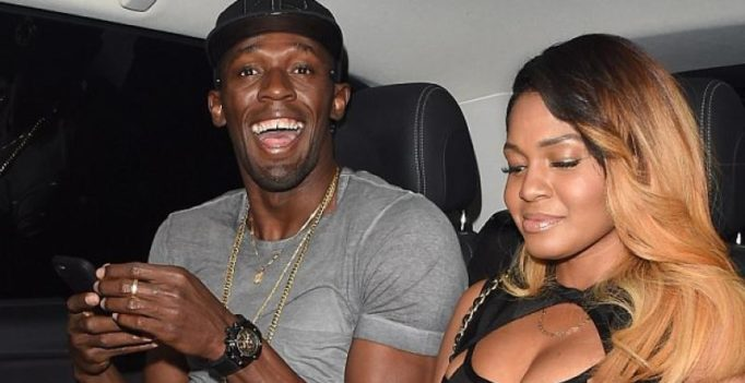 Usain Bolt gets women to flash their breasts, 'awards' them gold medals
