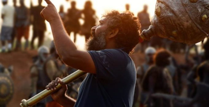 Watch: Here's how Rajamouli is shooting the final war sequence of Baahubali 2