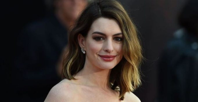 Anne Hathaway shared a powerful message to slam body shaming of pregnant women