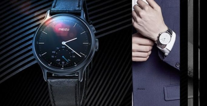 Meizu launches Mix, a smartwatch that only 'looks' smart