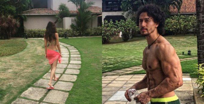 Tiger Shroff whisked rumoured girlfriend Disha Patani away on a secret vacation?