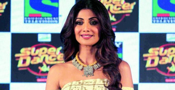 Shilpa Shetty is back on the small screen