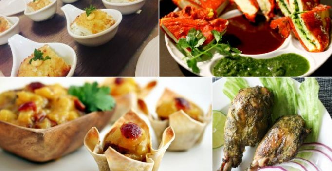 4 insanely easy desi appetisers bound to impress your guests