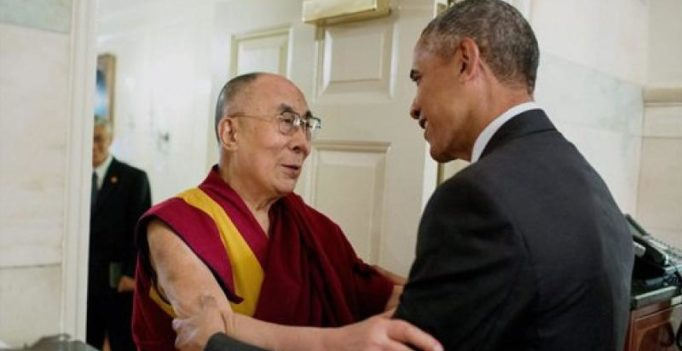 Publicly support Dalai Lama's return to Tibet: US lawmakers to Obama