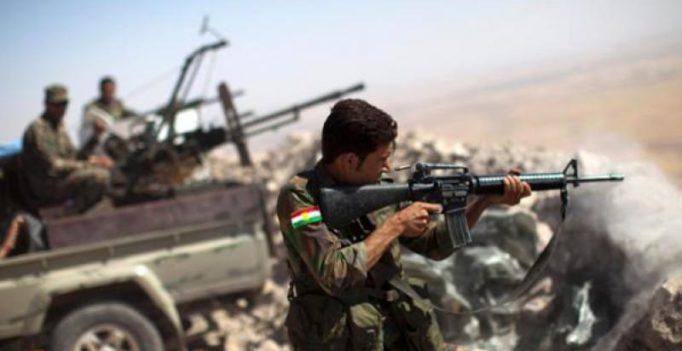 Kurdish militants fire rocket at civilian airport in Turkey