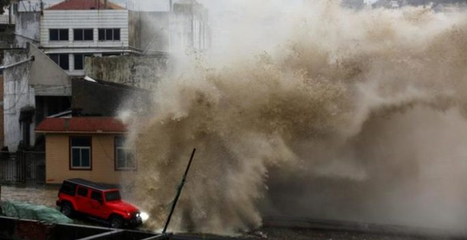 La Nina: China likely to be hit by 5-6 typhoons next month