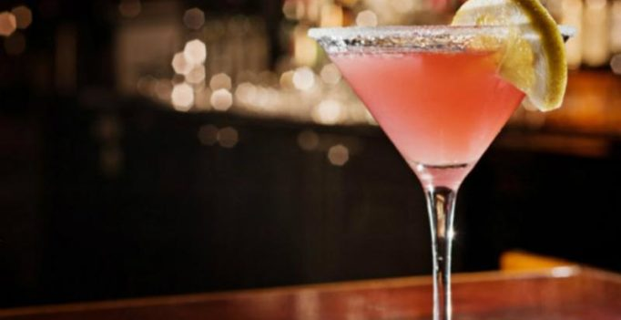 Video: Get high on 'Dolce & Gabbana' martini this monsoon