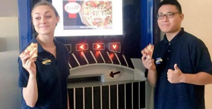 First-ever 'Pizza ATM' opens in US