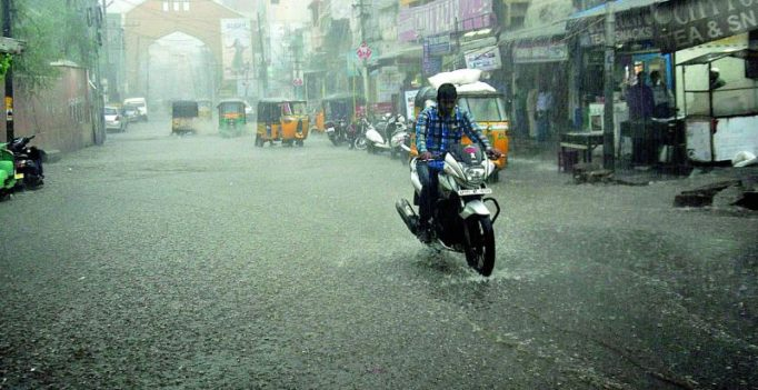 Monsoon returns with forecast for heavy rains in Hyderabad
