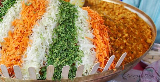 People celebrate Independence Day in the most delicious way