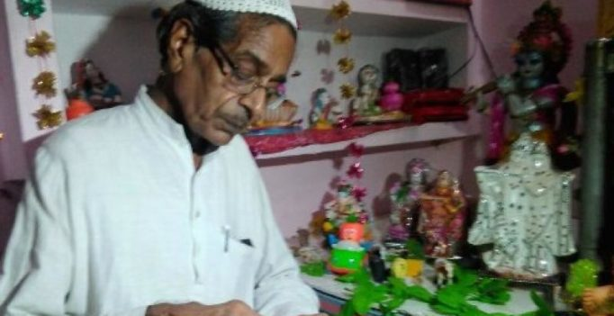 This Kanpur Muslim family has been celebrating Janmashtami for 29 years