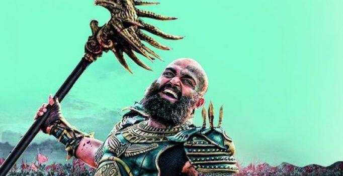 Karthi, the fierce warrior