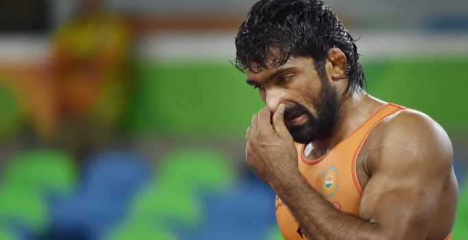 Rio 2016: Yogeshwar Dutt ends Olympics career with first round defeat