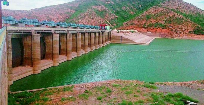 Somasila water level reaches dead storage