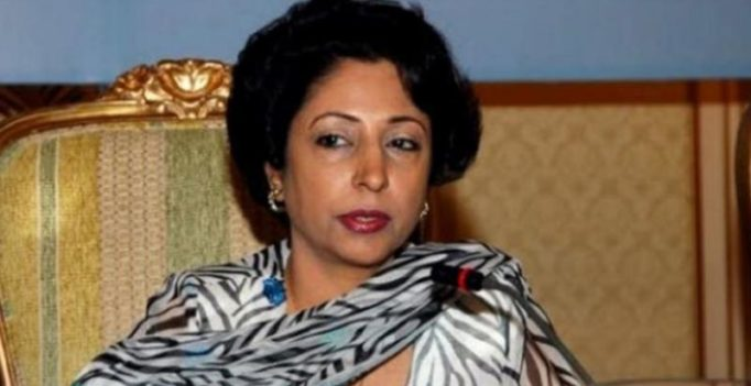 Maleeha Lodhi pitches for Pakistan's inclusion in NSG