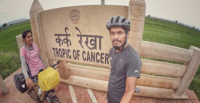 Video: This duo is cycling across India for education of underprivileged girls