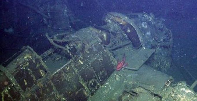 Underwater expedition off California reveals sunken World War II-era warship