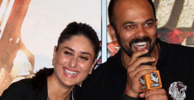 Rohit Shetty finds it odd to approach Kareena for Golmaal 4 lead role