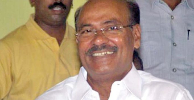TN CM should lead all-party delegation to PM on Cauvery, says Ramadoss