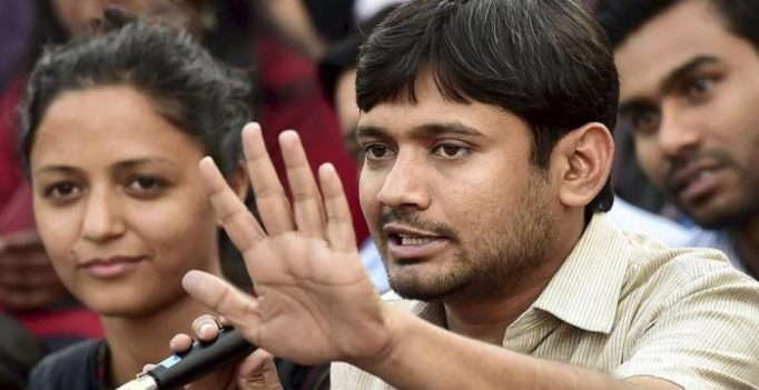 Delhi HC asks Kanhaiya to move application for regular bail in trial court