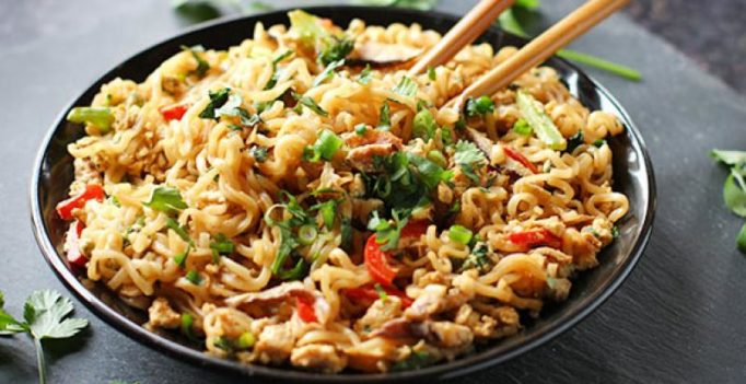 Noodles surpass cigarettes as form of currency in US jails