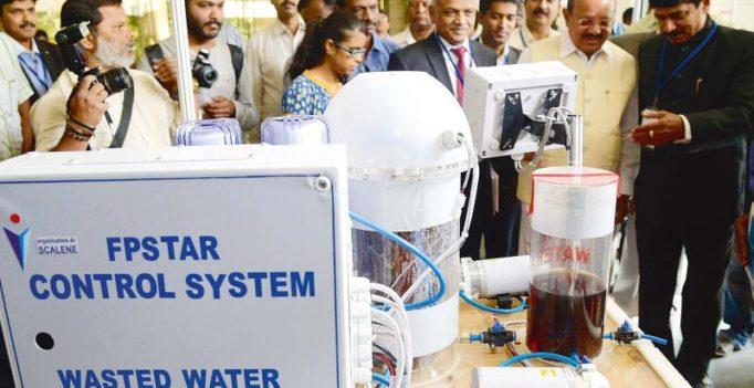 Recycle waste water: TB Jayachandra