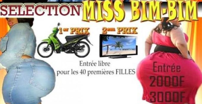 Burkina Faso bans big buttocks beauty contest