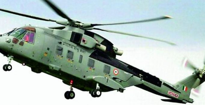 Mumbai: Navy helicopter makes precautionary landing due to technical snag