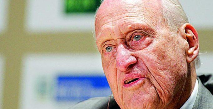 Former Fifa president Joao Havelange dead