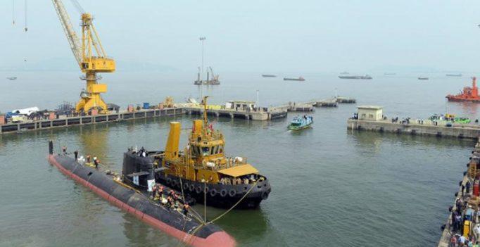 Secret data on India's $3.5 bn Scorpene submarines leaked
