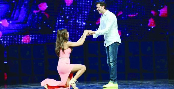 Shakti Mohan confesses her love for Hrithik Roshan