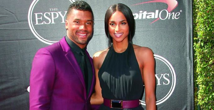Third time lucky, Russell and Ciara