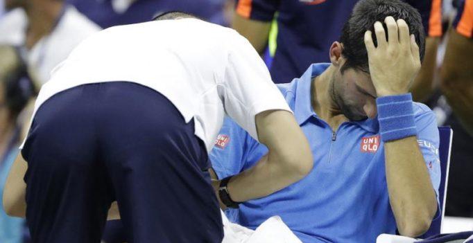 US Open: Djokovic beats injury scare, Nadal has it easy