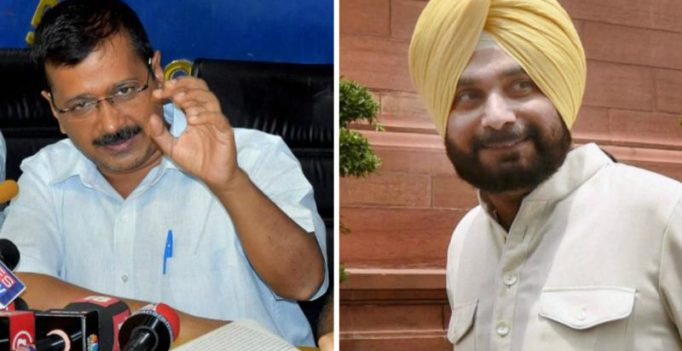 No pre-condition from Sidhu, needs time to think on joining AAP: Kejriwal