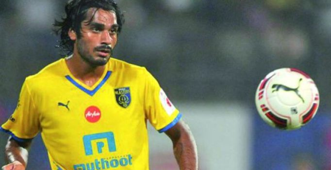 'Fastest player' Sandeep Jhingan up for task