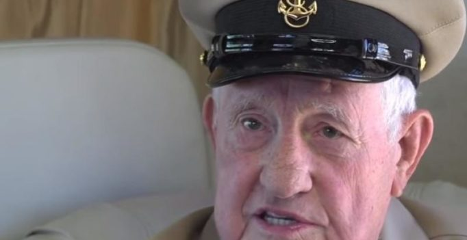 93-year-old WWII vet becomes oldest person to run across US