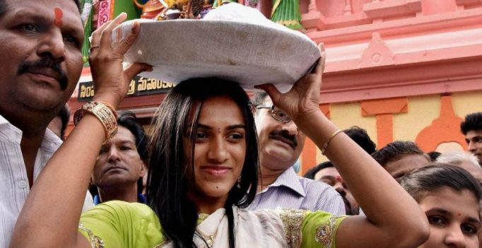 CRPF to appoint PV Sindhu as Commandant and brand ambassador