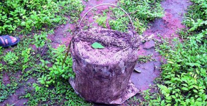 Farmers discover tiffin bombs in Telangana