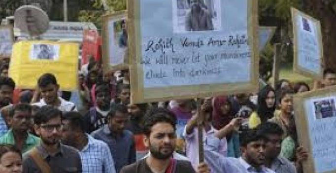 No permission for Justice for Rohith Vemula protest