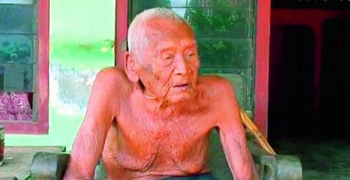 Oldest man, 145, says he's ready to die
