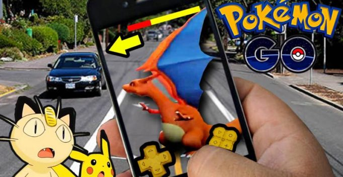 Japanese driver kills pedestrian while playing Pokemon Go